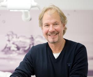 Dr. med. dent. Gerd Heine M.Sc., M.Sc.